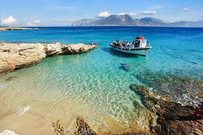 Koufonissi, Grecia.