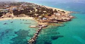 Naxos in Grecia.