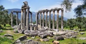 Olimpia, viaggiare in Grecia.