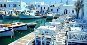 Isole Cicladi.