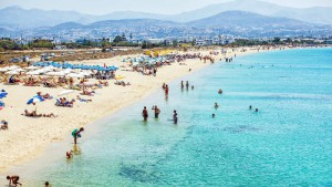 Spiaggia di Naxos.