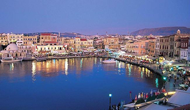 chania Creta.