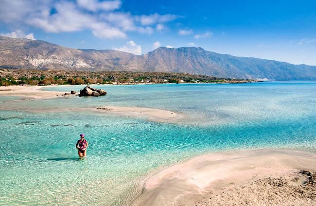 Creta a ottobre.