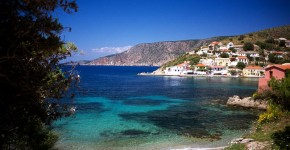 Cefalonia Grecia.