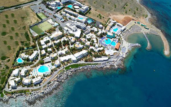 Hotel Nana Beach a Creta.