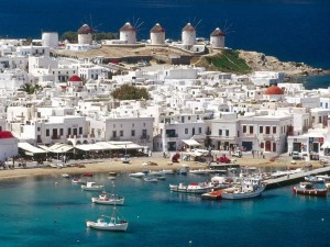 Mykonos Grecia.