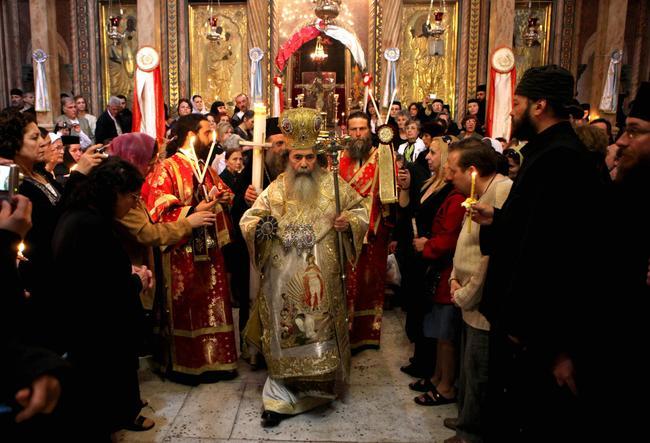 Pasqua ortodossa in Grecia.