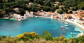 Paxos in Grecia.