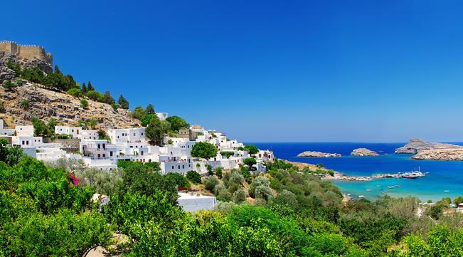 Rodi Grecia.