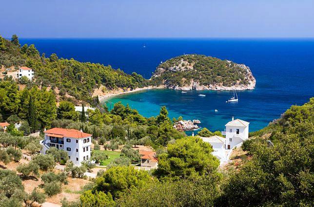 Isola Greca di Skopelos.