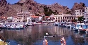 Visitare Limnos in Grecia.