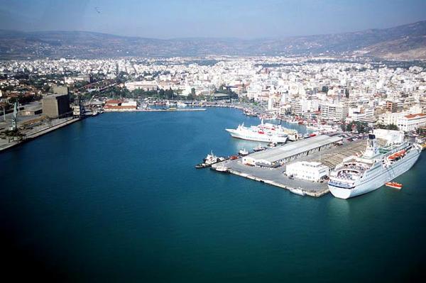 Volos in Grecia.