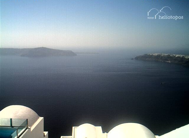 Webcam Santorini.